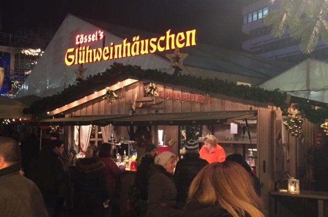 Pforzheimer Weihnachtsmarkt.25 11 2019 Pforzheimer Weihnachtsmarkt Gigerlas Lössel